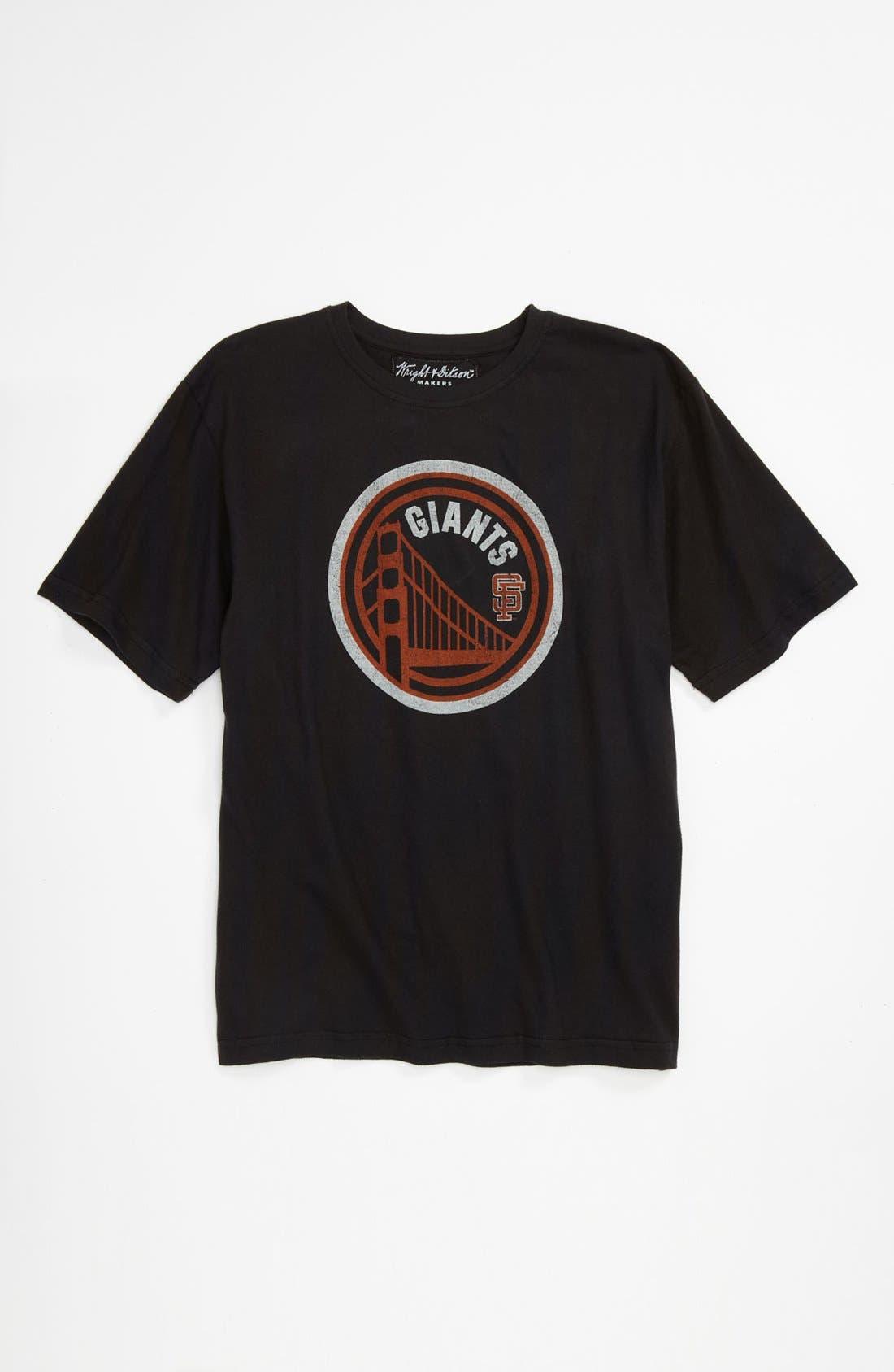 WRIGHT & DITSON San Francisco Giants T-Shirt
