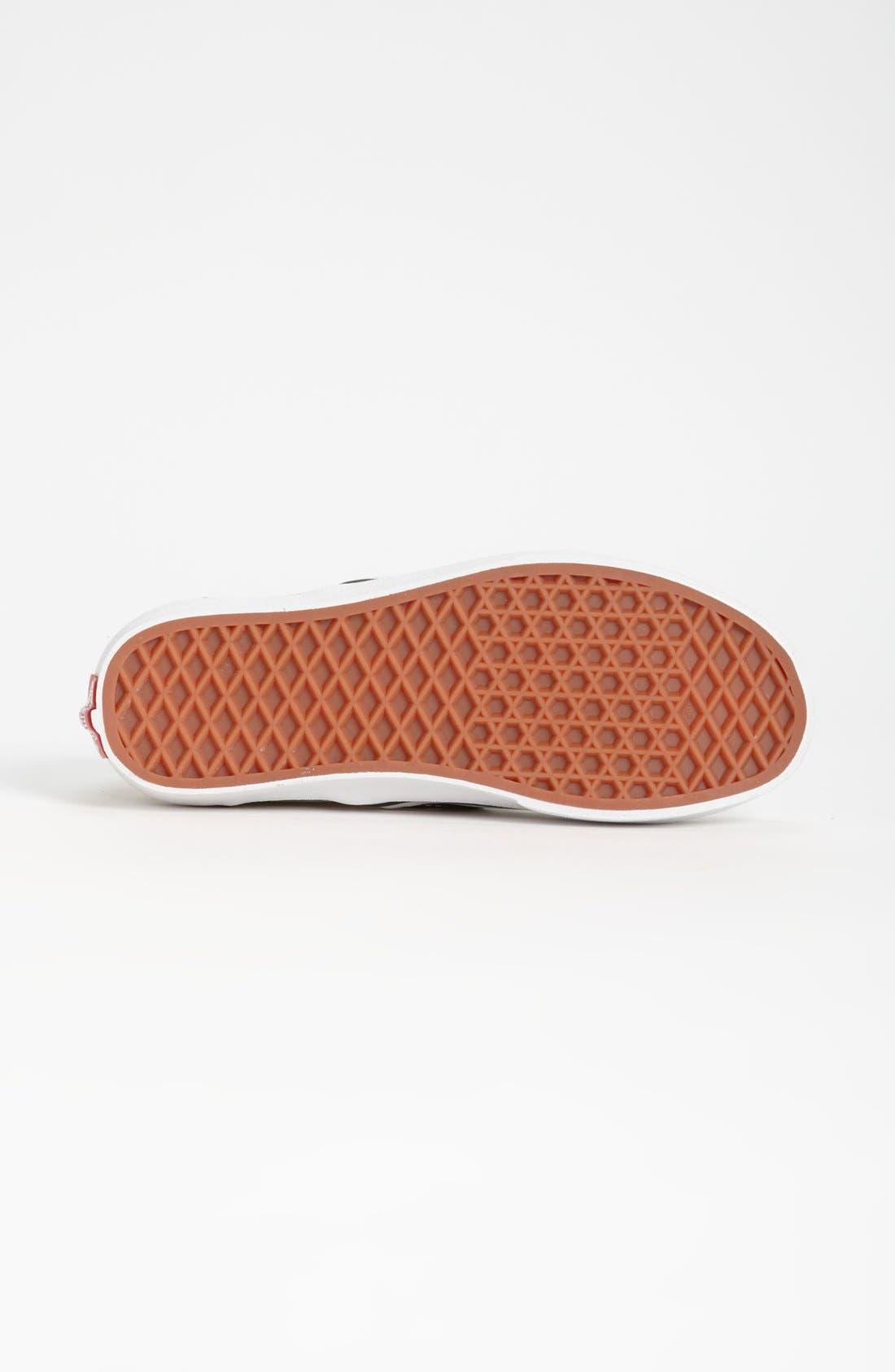 Alternate Image 5  - Vans 'Classic' Checkerboard Sneaker (Women)