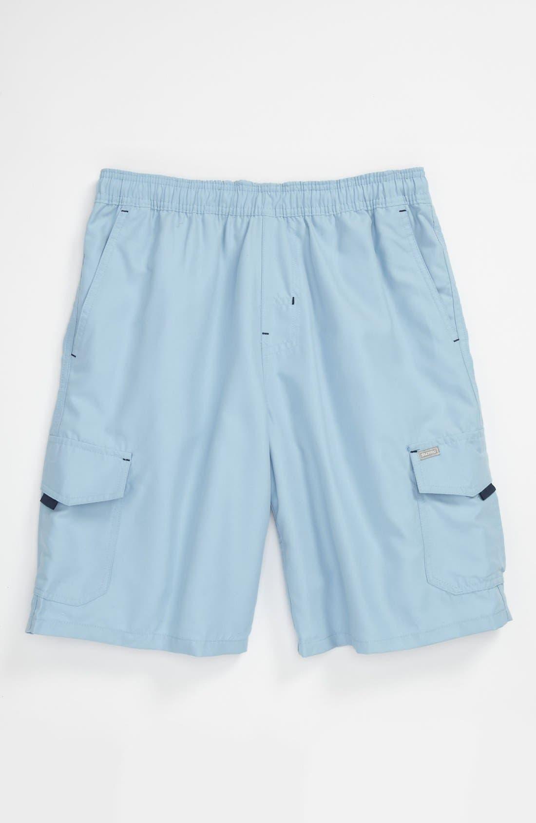 Alternate Image 1 Selected - Rip Curl 'Higgins' Shorts (Big Boys)