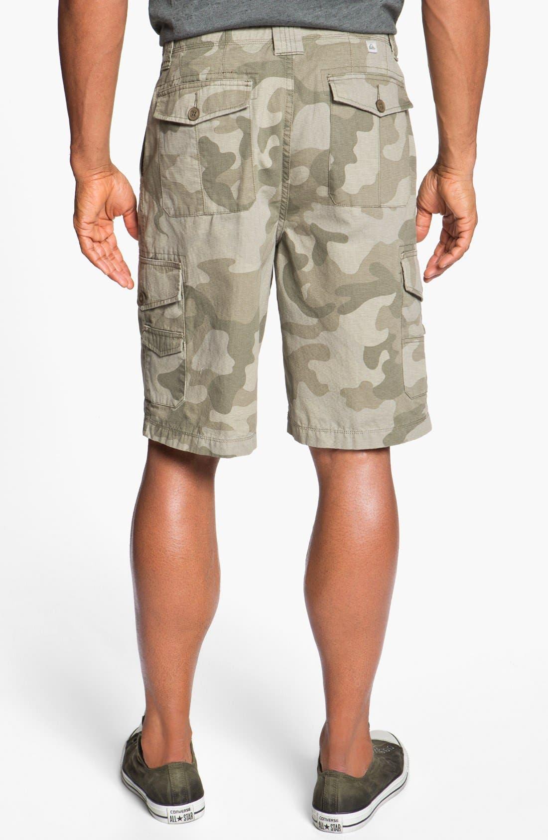 Alternate Image 2  - Quiksilver 'Lost & Found' Cargo Shorts