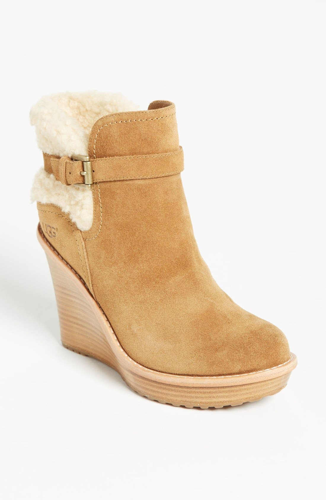 Alternate Image 1 Selected - UGG® Australia 'Anais' Bootie (Women)