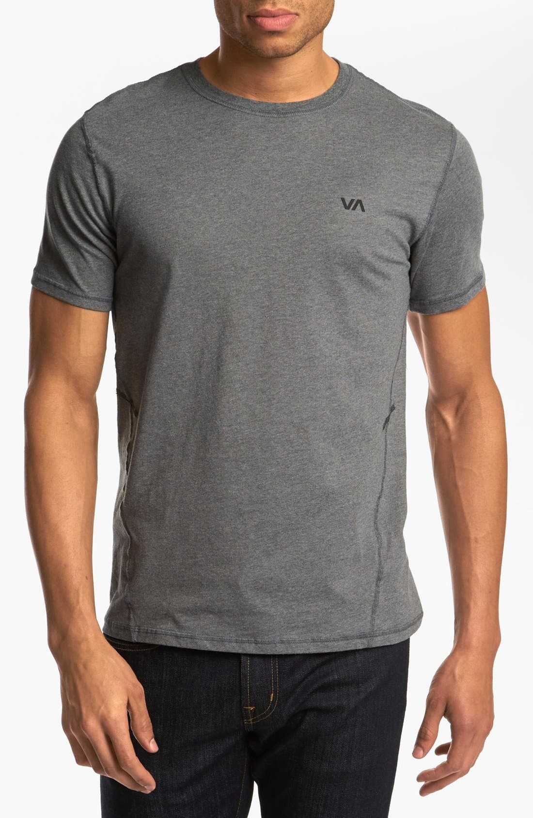 Alternate Image 1 Selected - RVCA Sport 'Quest' T-Shirt