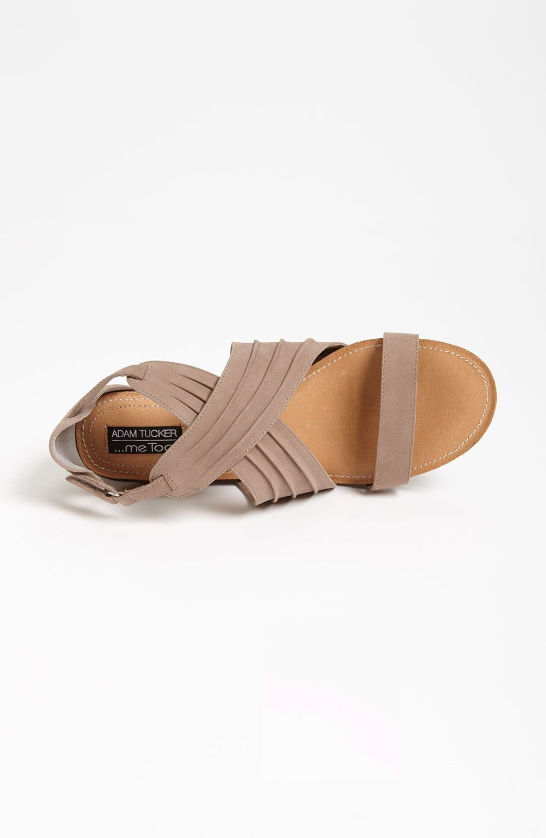 Alternate Image 3  - Adam Tucker Me Too 'Kamila' Wedge Sandal