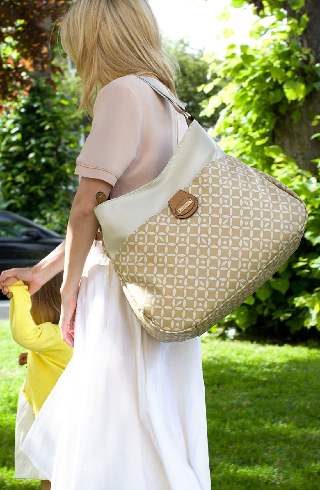 Alternate Image 2  - Storksak 'Nina' Diaper Bag