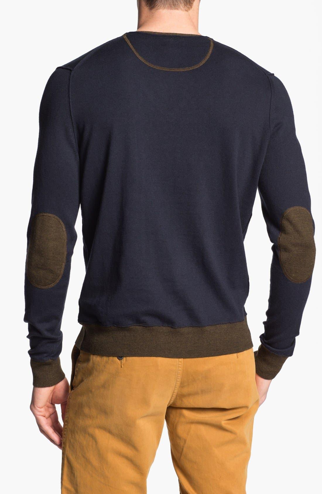 Alternate Image 2  - BOSS Orange 'Accel' V-Neck Sweater