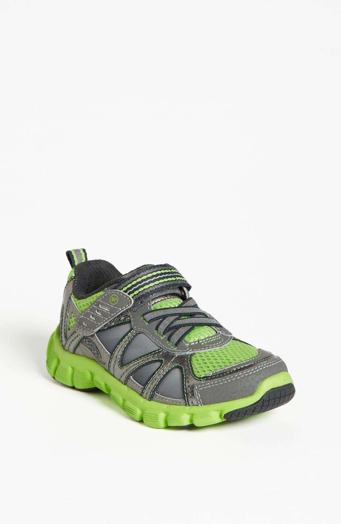 Alternate Image 1 Selected - Stride Rite 'Racer' Light-Up Sneaker (Toddler & Little Kid) (Online Only)