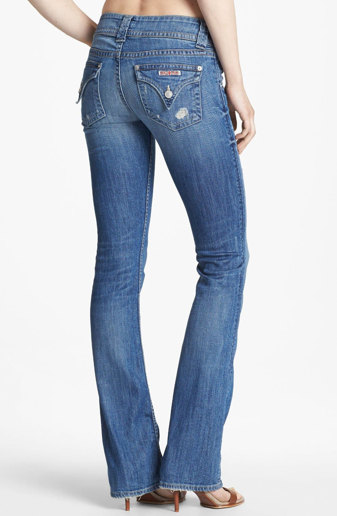 Alternate Image 2  - Hudson Jeans Signature Bootcut Jeans (Indie)