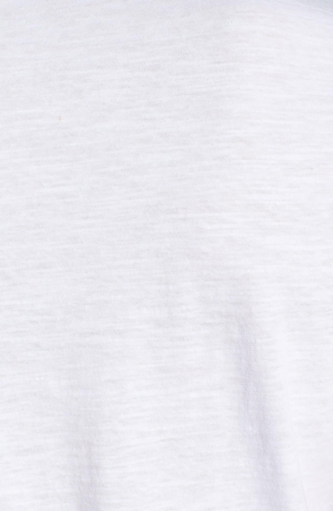 Alternate Image 3  - The Rail 'Mock Twist' Henley T-Shirt