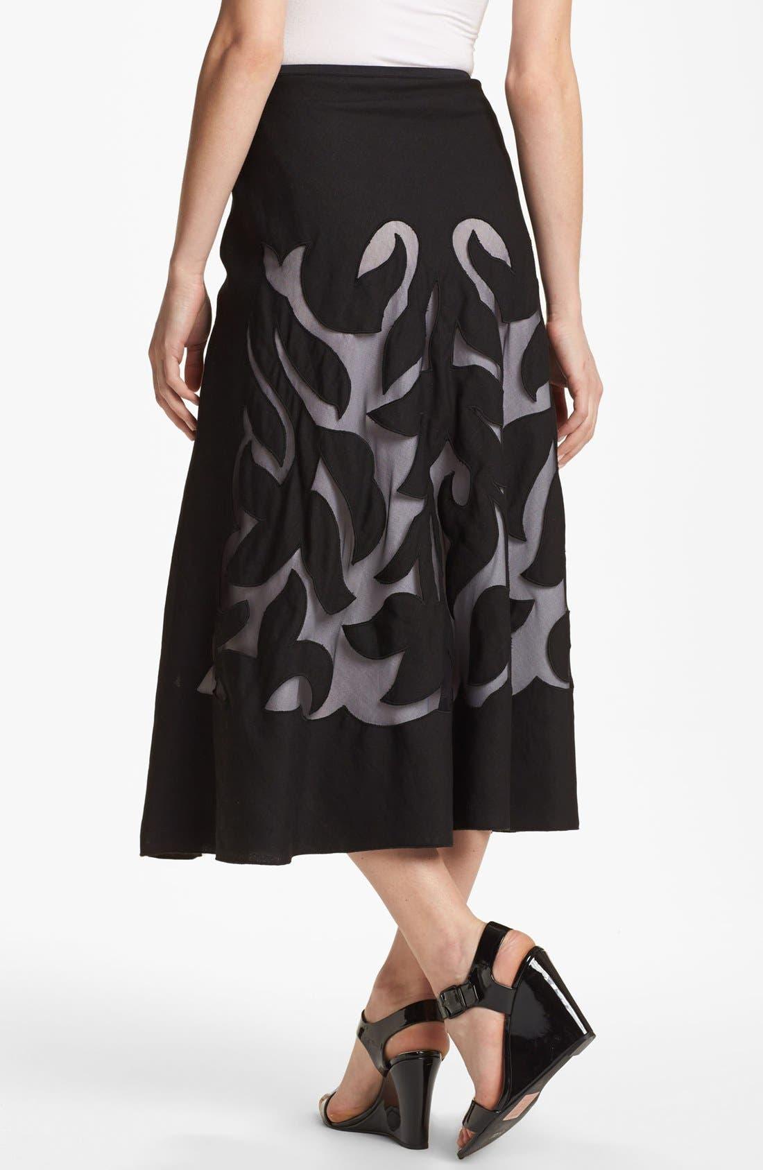 Alternate Image 2  - Nic + Zoe 'Antibes' Patio Skirt