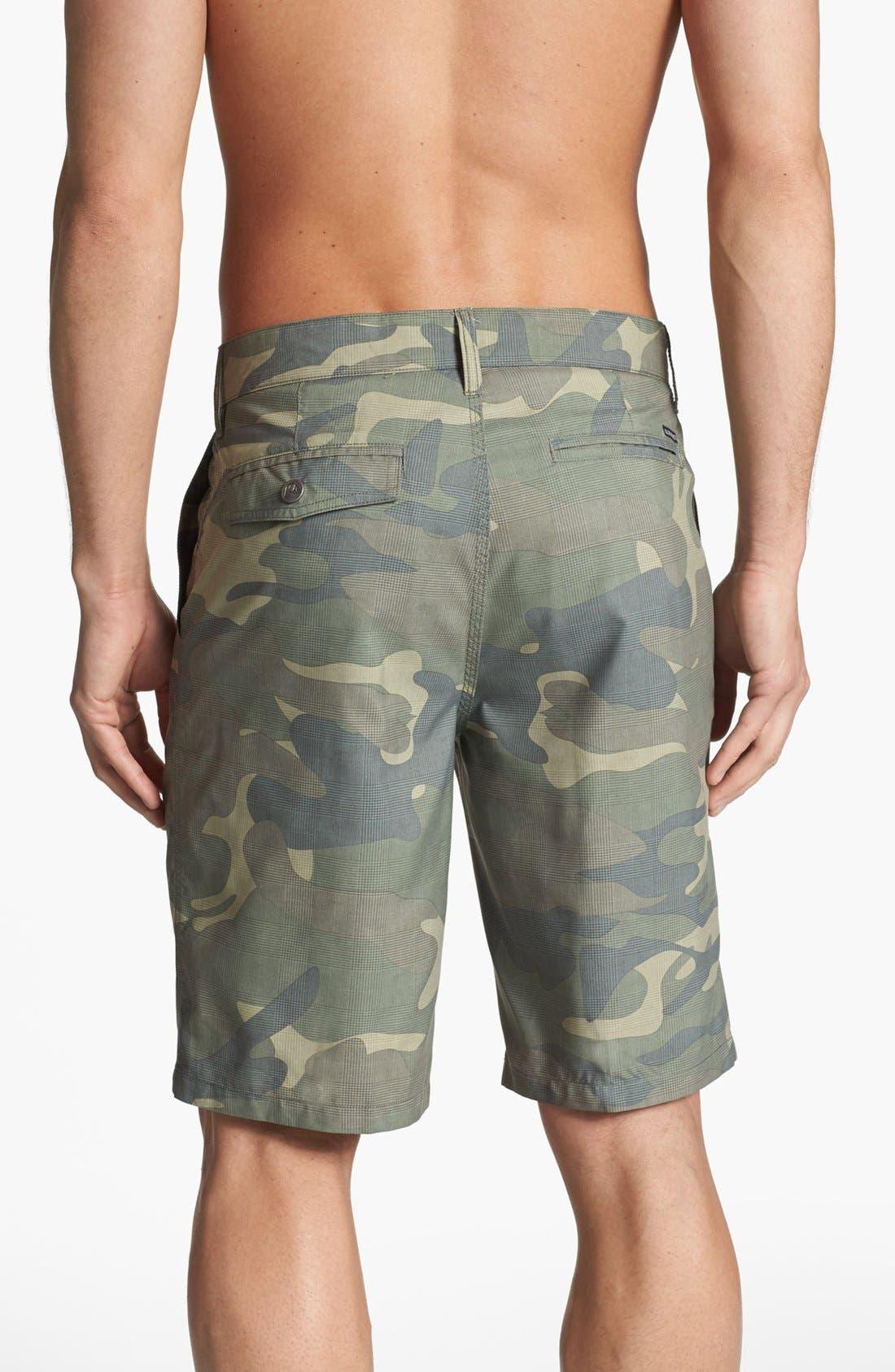 Alternate Image 2  - Quiksilver 'Duckbill' Hybrid Shorts
