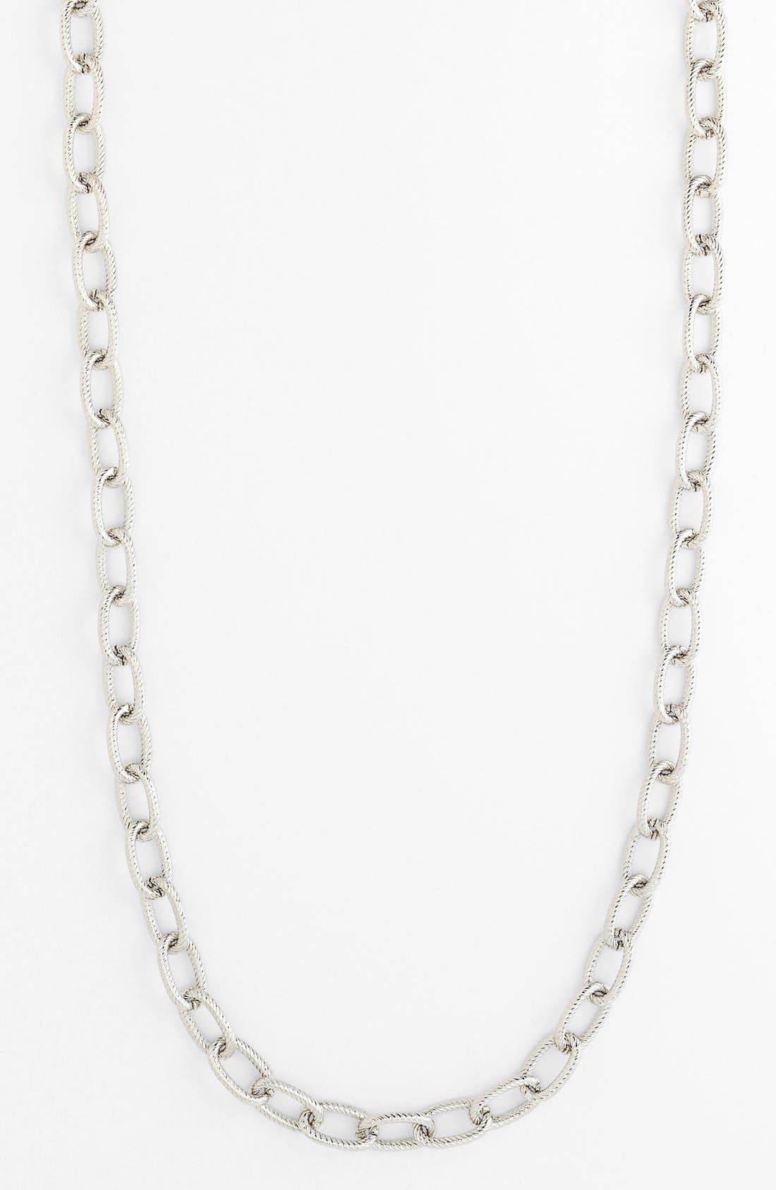 Main Image - Nordstrom Long Link Necklace