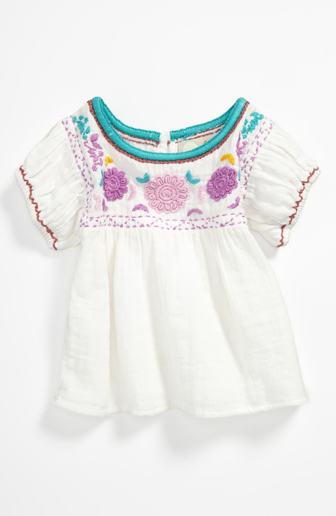 Alternate Image 1 Selected - Peek 'Ashley' Top (Baby)