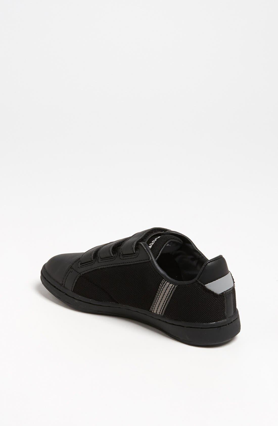 Alternate Image 2  - Lacoste 'Renard' Sneaker (Toddler & Little Kid)