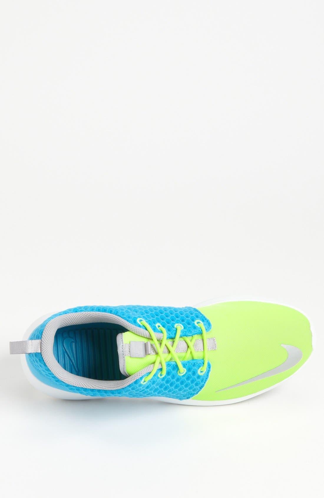 Alternate Image 3  - Nike 'Roshe Run FB' Sneaker (Men)
