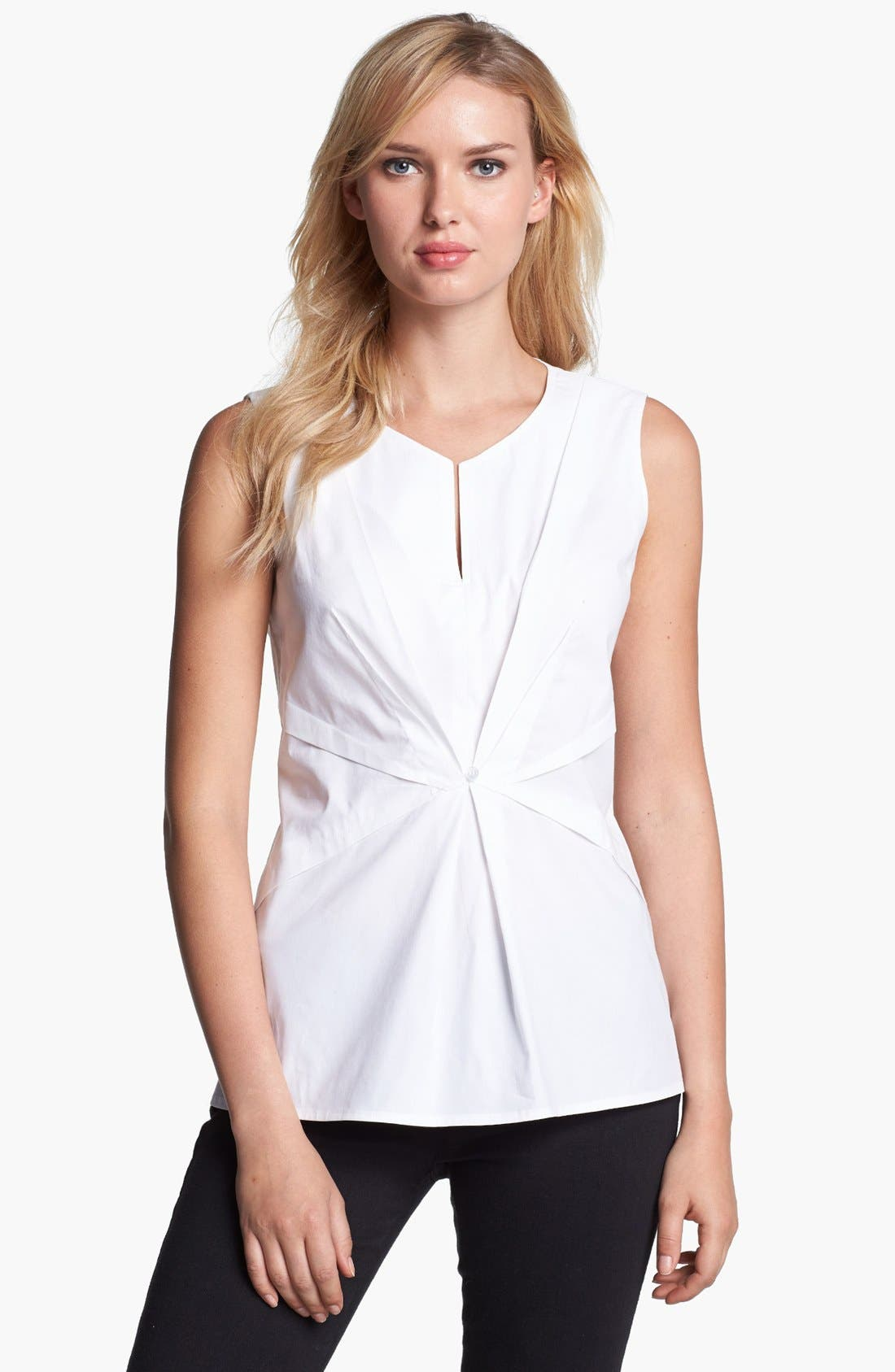 Main Image - Finley 'Ashley' Sleeveless Blouse