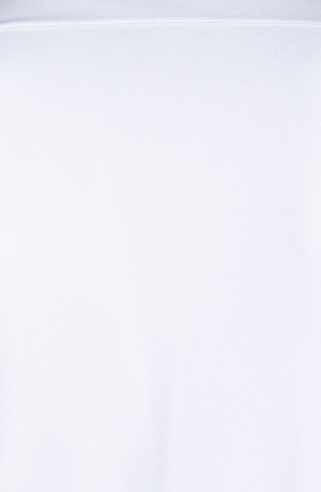 Alternate Image 3  - Victorinox Swiss Army® Half Zip Piqué Polo (Online Only)
