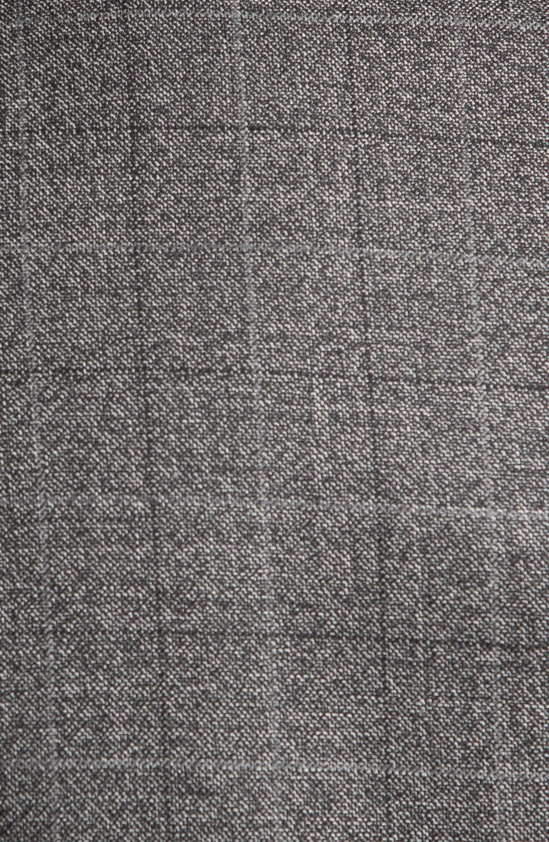 Alternate Image 2  - Paul Smith London Slim Fit Plaid Wool Suit