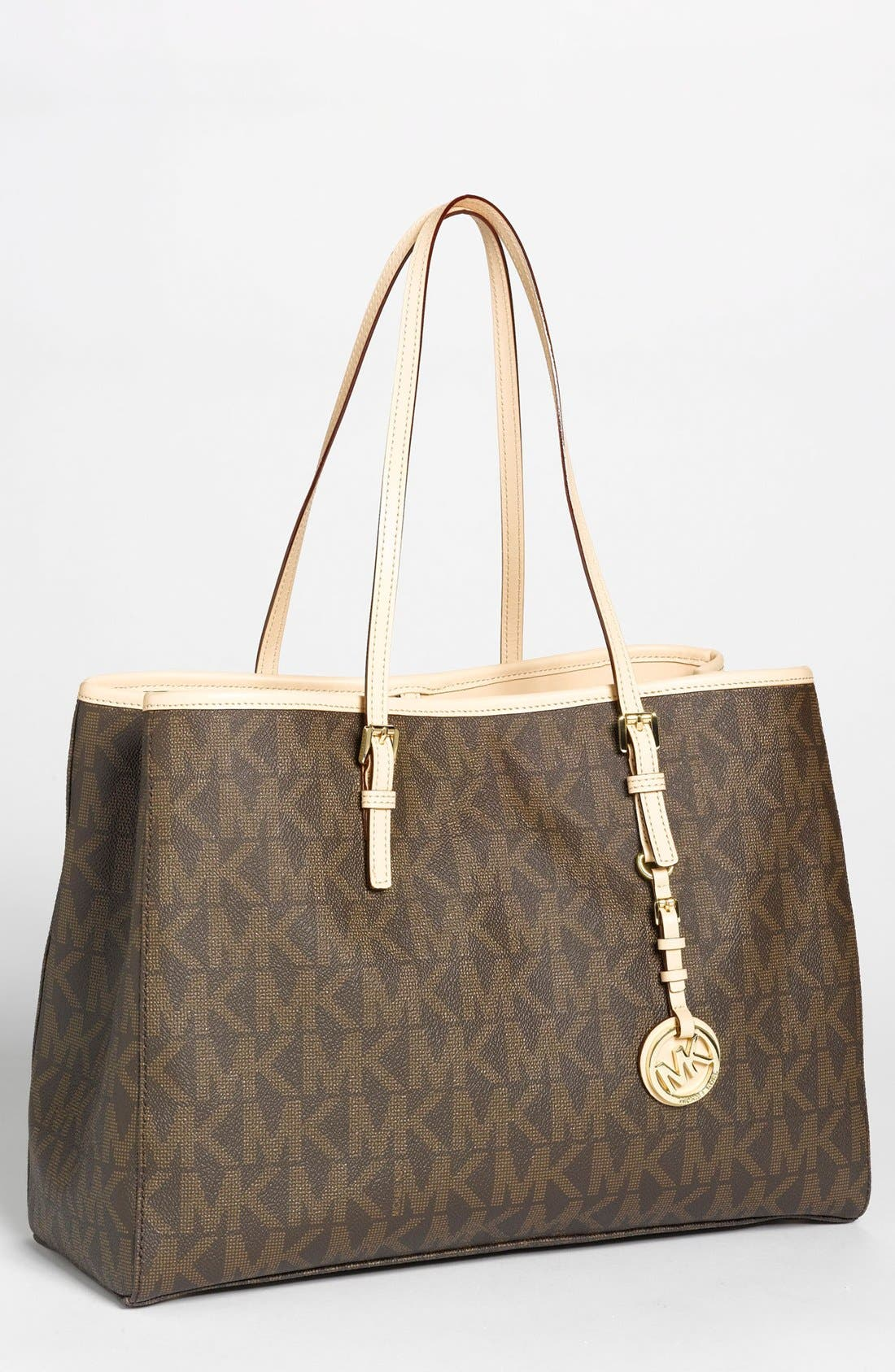 Alternate Image 1 Selected - MICHAEL Michael Kors 'East/West - Large' Tote