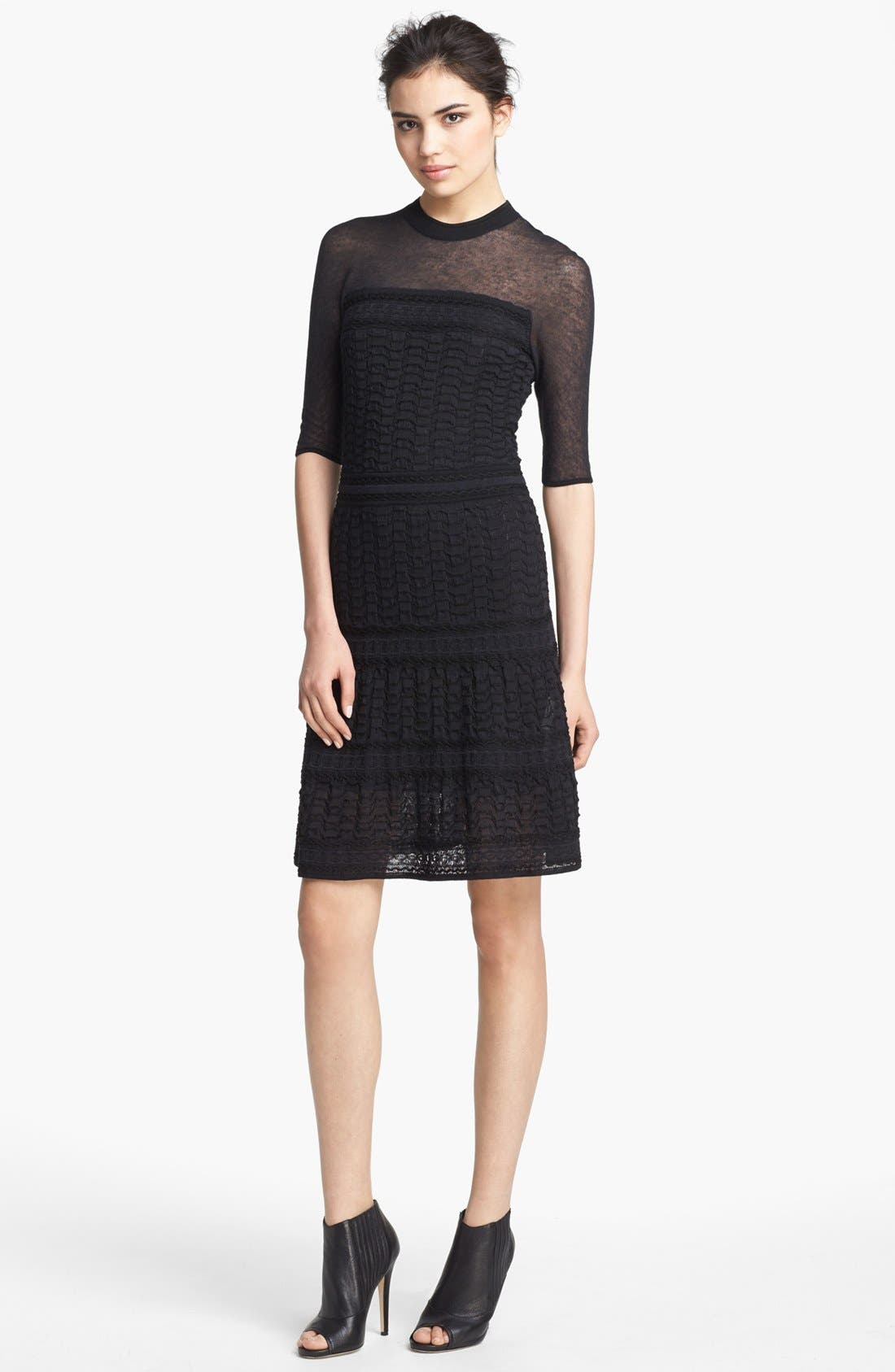 Main Image - M Missoni Illusion Yoke Dress