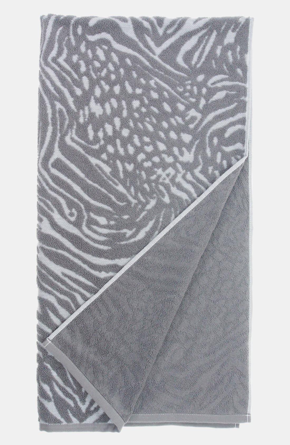 Alternate Image 1 Selected - Nordstrom at Home Animal Jacquard Bath Towel