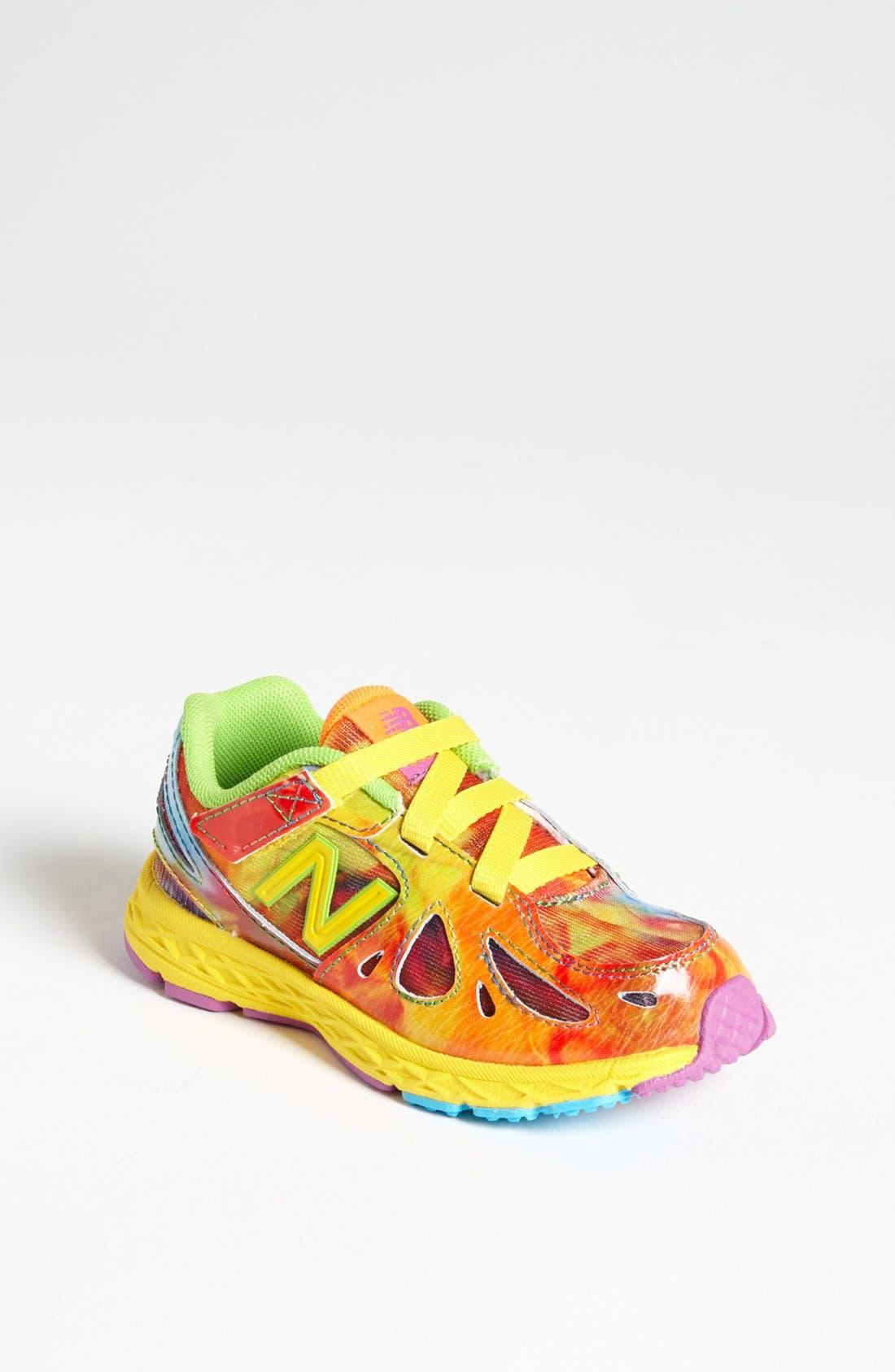 Main Image - New Balance '890 V3' Sneaker (Toddler)