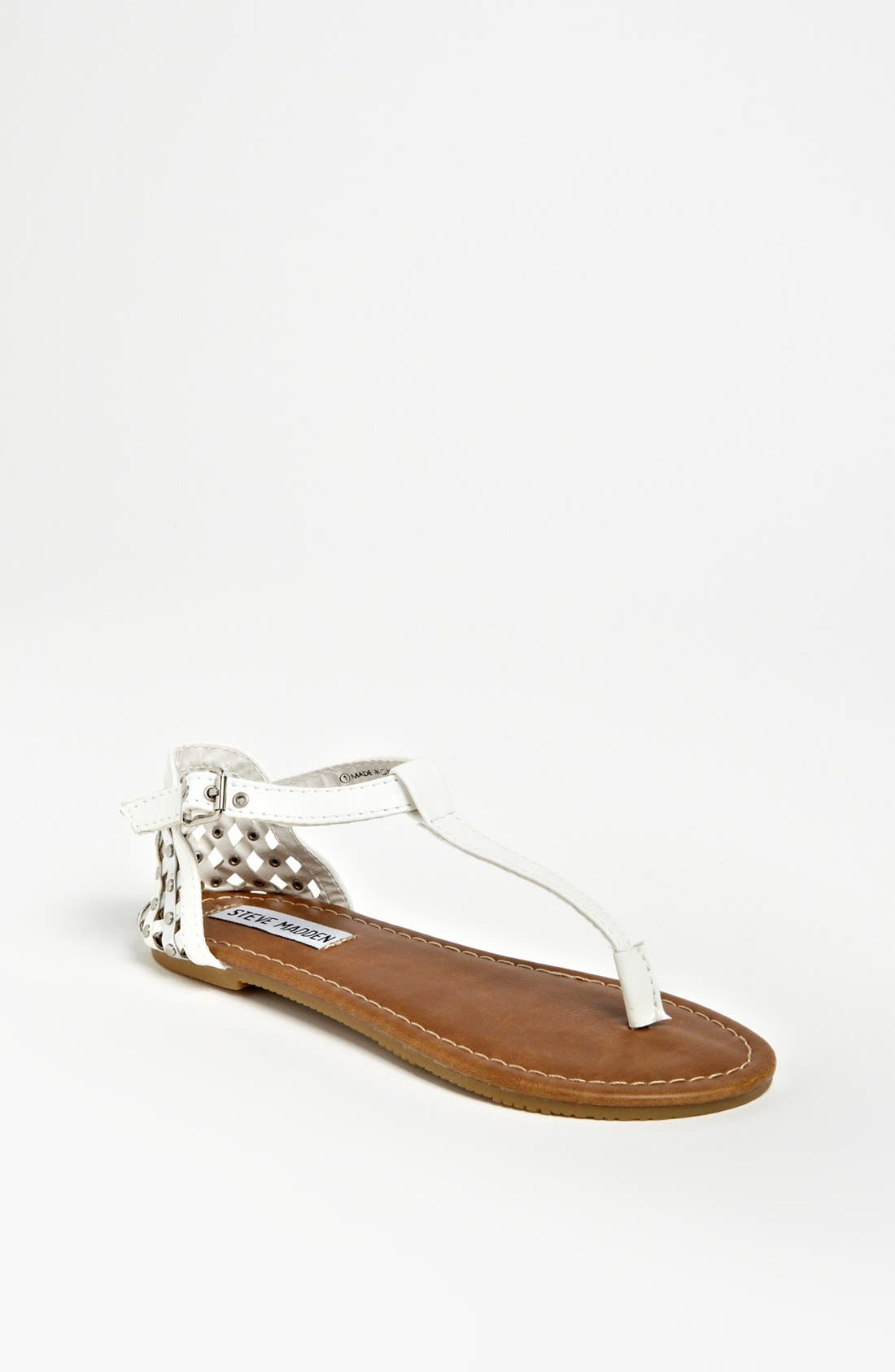 Alternate Image 1 Selected - Steve Madden 'Suttle' Sandal (Little Kid & Big Kid)