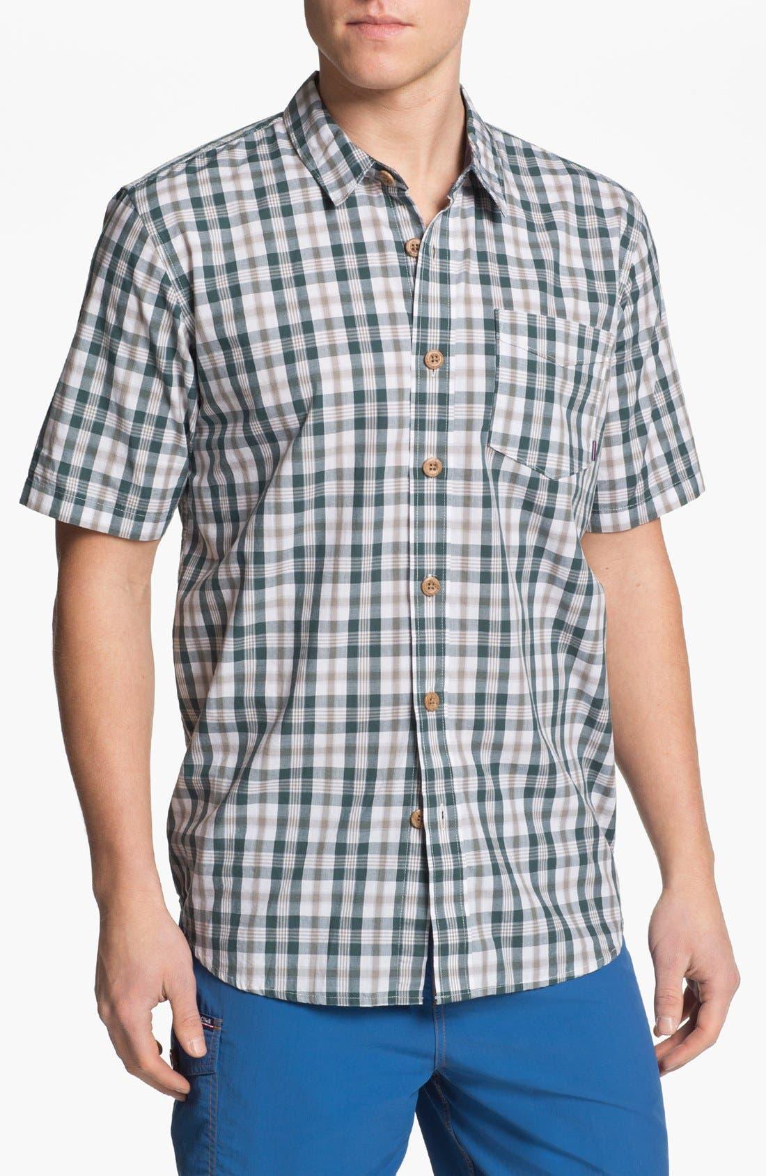 Main Image - Jack O'Neill 'Thurston' Regular Fit Short Sleeve Sport Shirt