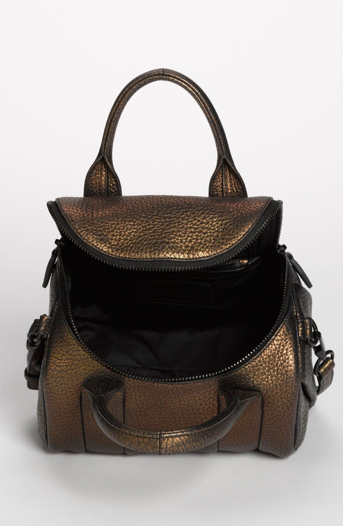 Alternate Image 3  - Alexander Wang 'Rockie - Dumbo Slick' Leather Crossbody Satchel