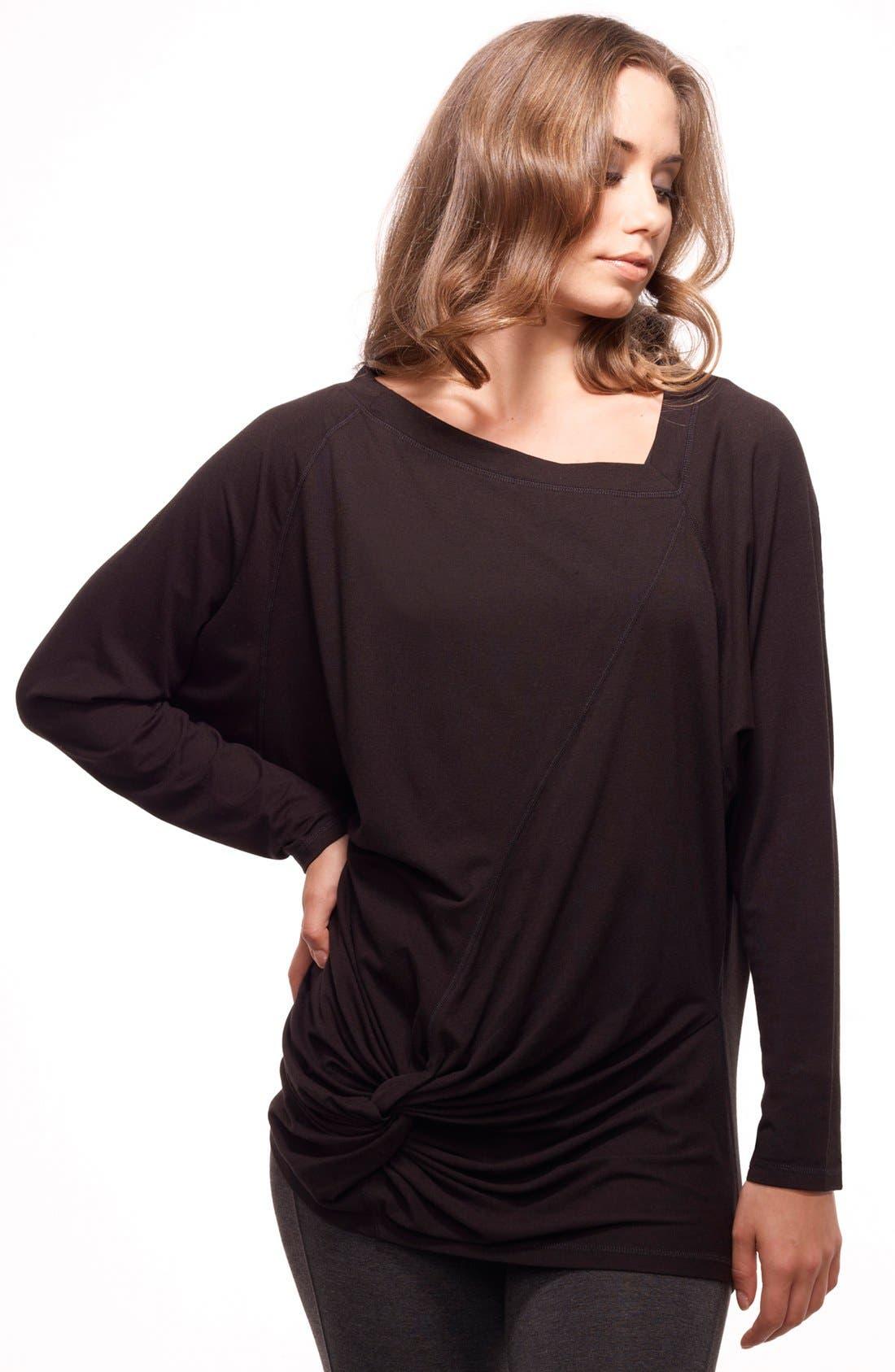 Alternate Image 1 Selected - Karma 'Margaret' Dolman Sleeve Top