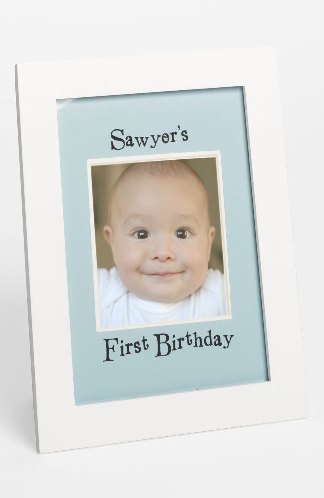 Alternate Image 1 Selected - Someday Inc. Personalized Picture Frame