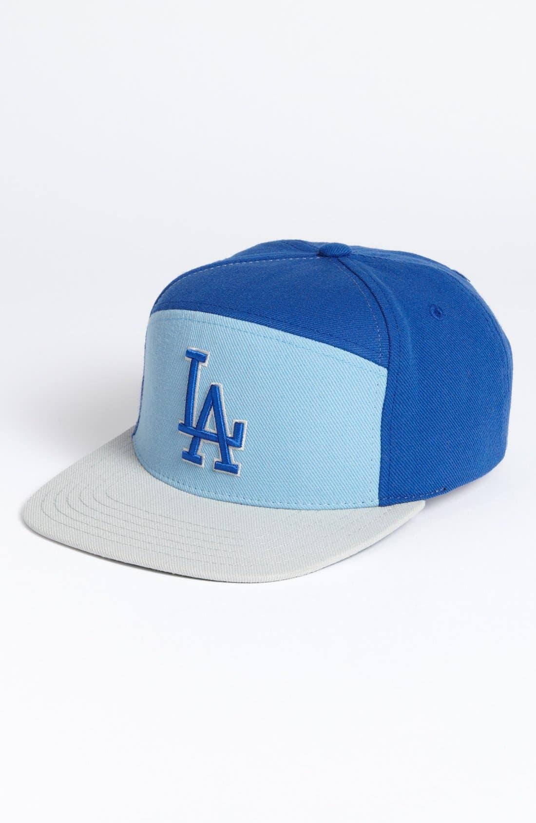 Alternate Image 1 Selected - American Needle 'Los Angeles Dodgers - Ante' Snapback Ball Cap