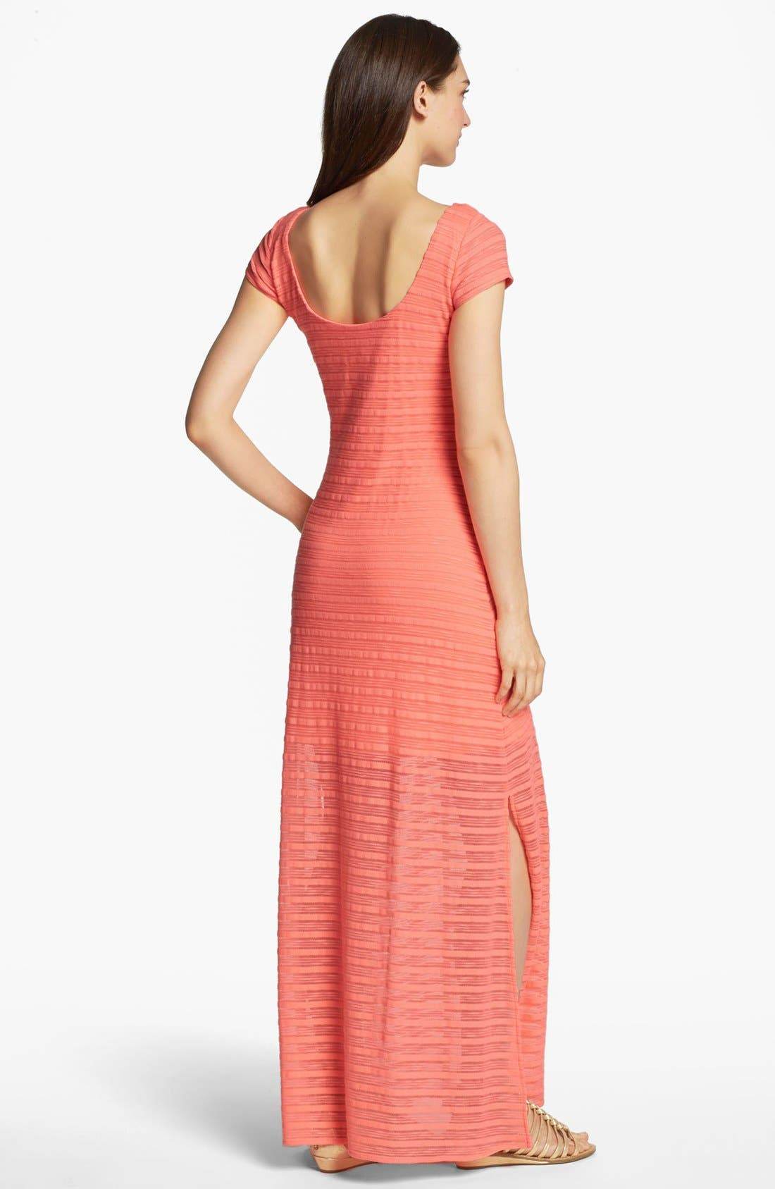 Alternate Image 2  - Lilly Pulitzer® 'Ramsey' Textured Maxi Dress