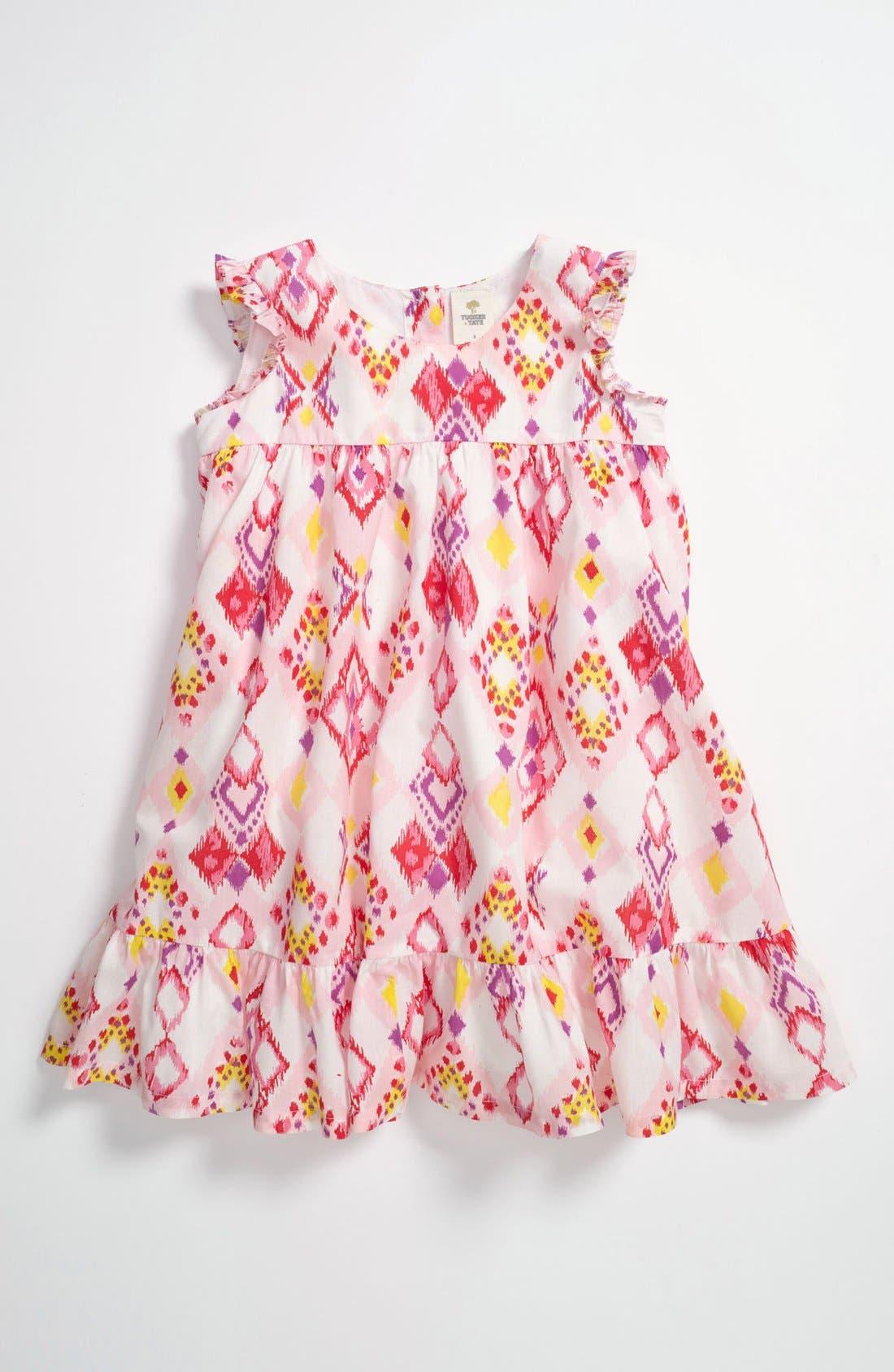 Main Image - Tucker + Tate 'Olivia' Dress (Baby Girls)
