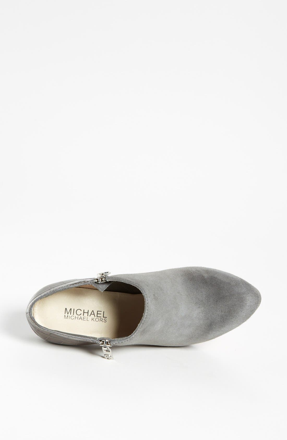 Alternate Image 3  - MICHAEL Michael Kors 'York' Bootie