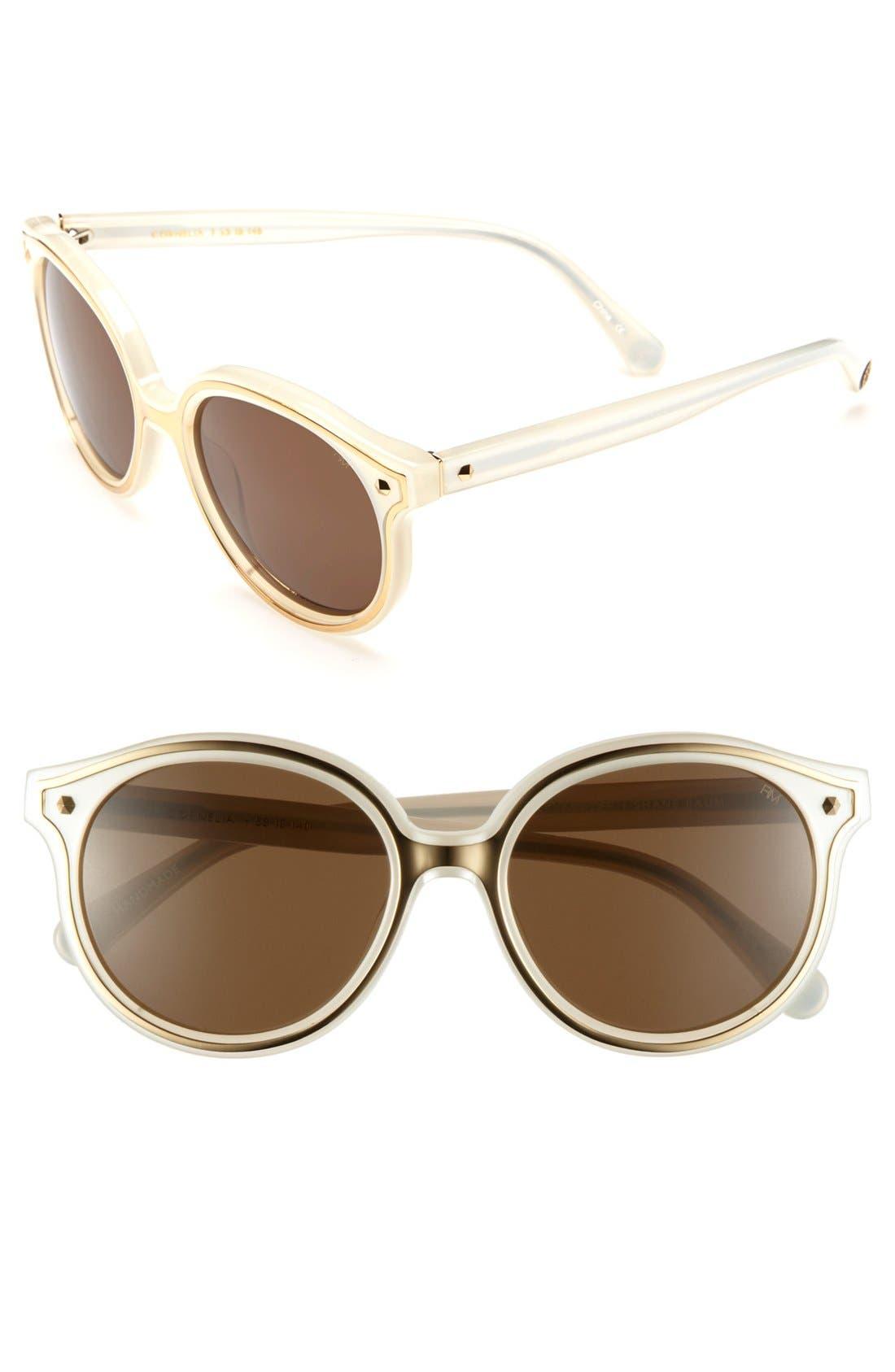 Main Image - Rebecca Minkoff 'Cornelia' 53mm Sunglasses