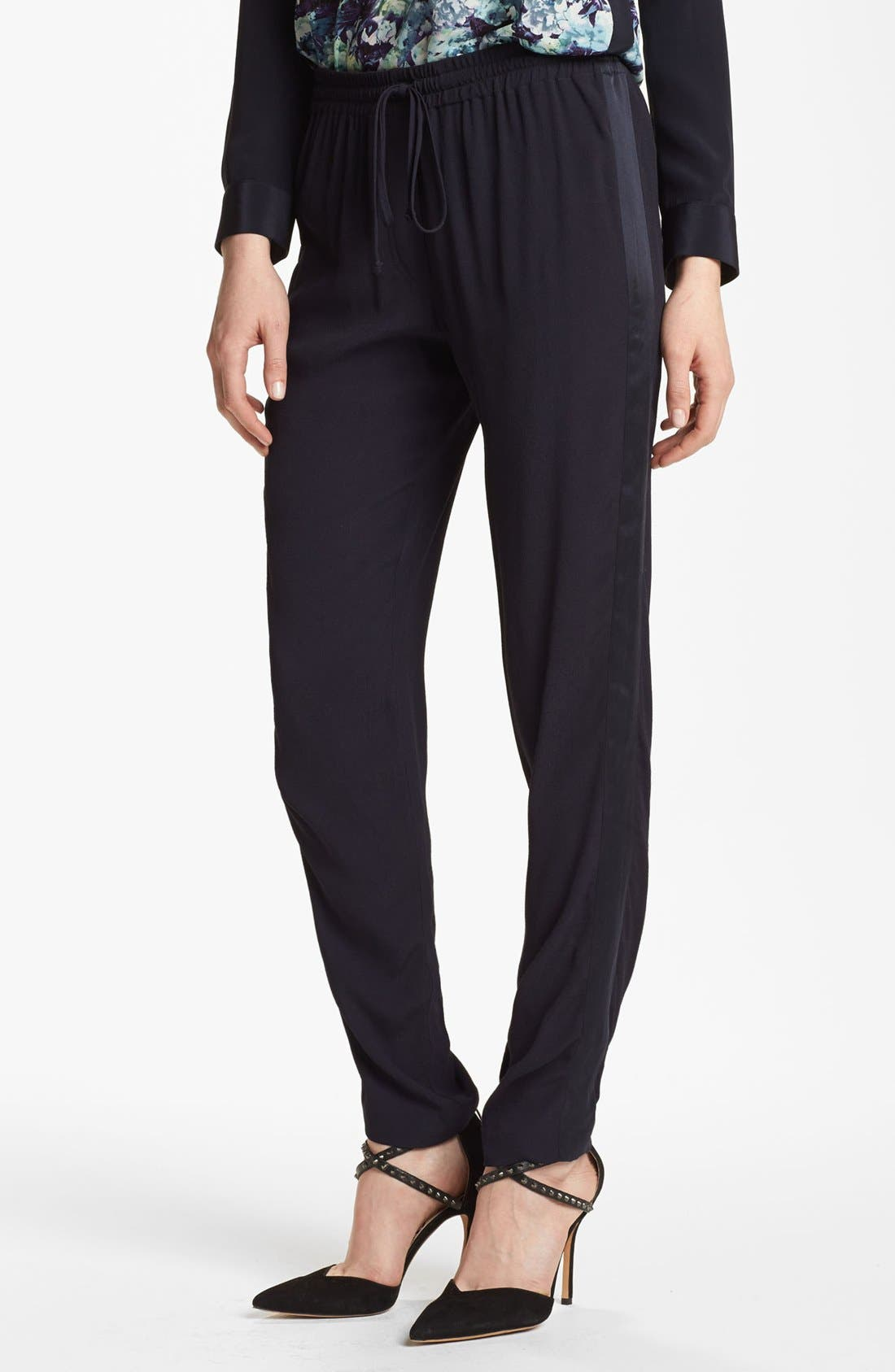 Alternate Image 1 Selected - Rebecca Taylor Track Pants
