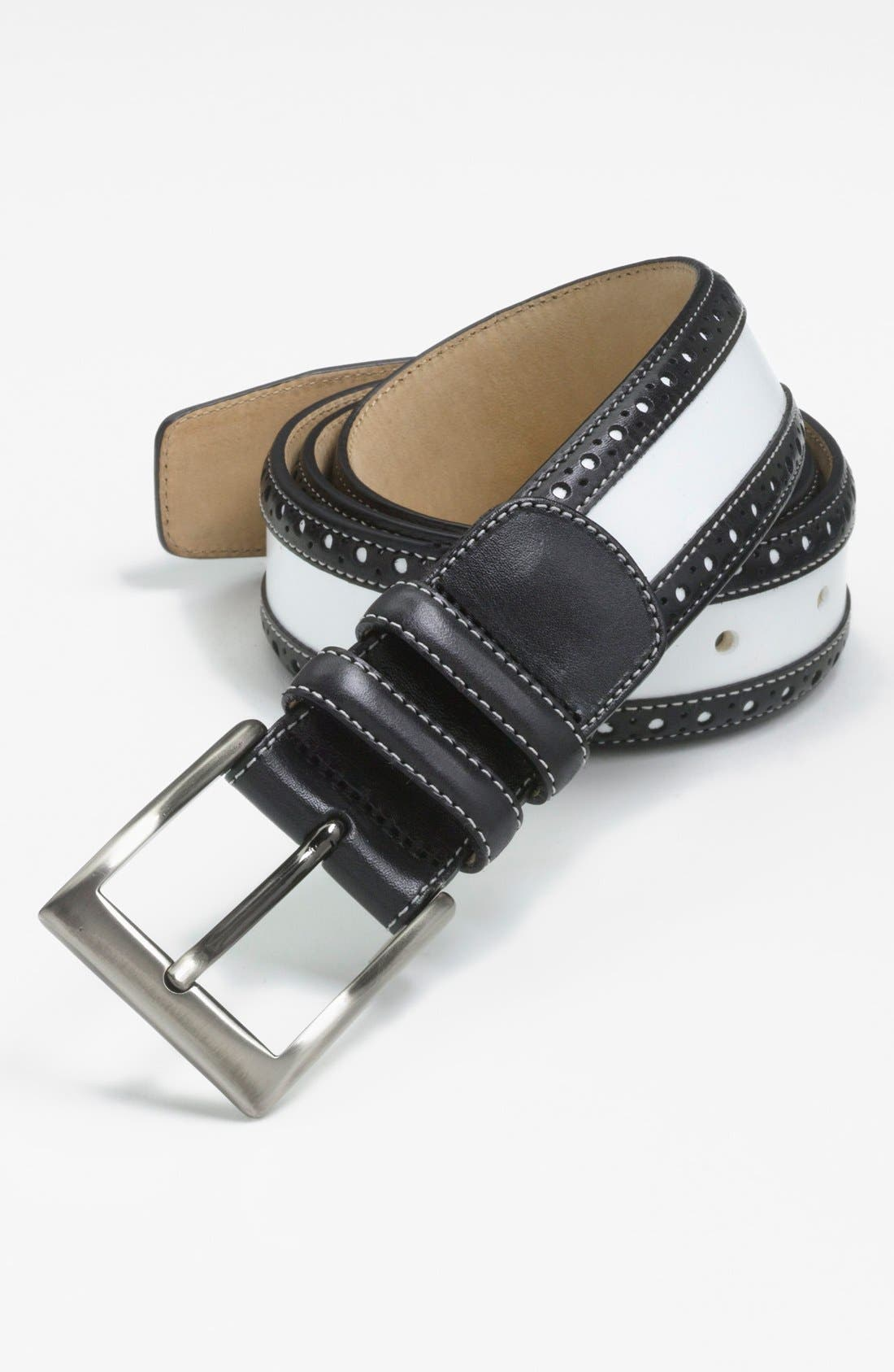 Alternate Image 1 Selected - Mezlan 'Parma Diver' Belt