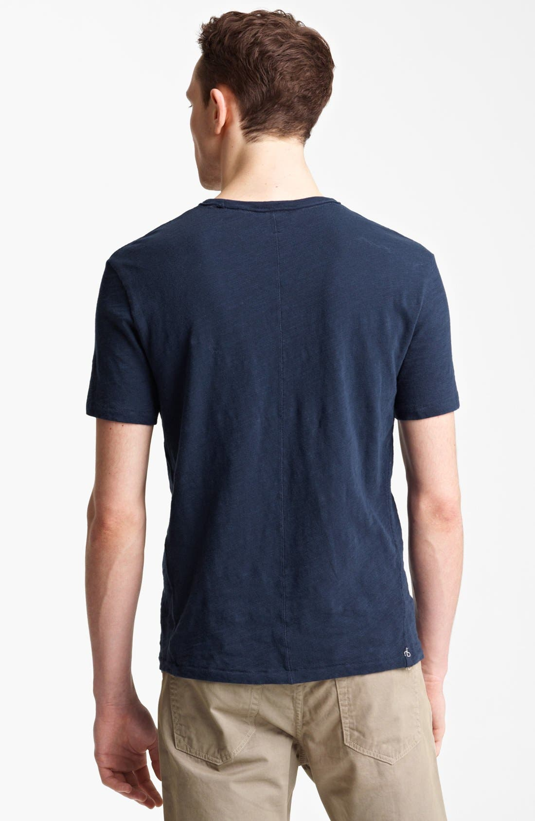 Alternate Image 2  - rag & bone Pocket T-Shirt