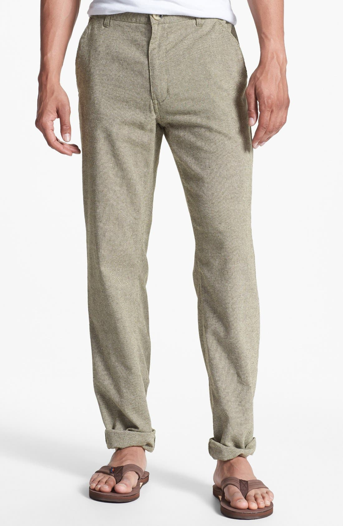 Alternate Image 1 Selected - Deus Ex Machina 'Herman' Oxford Pants