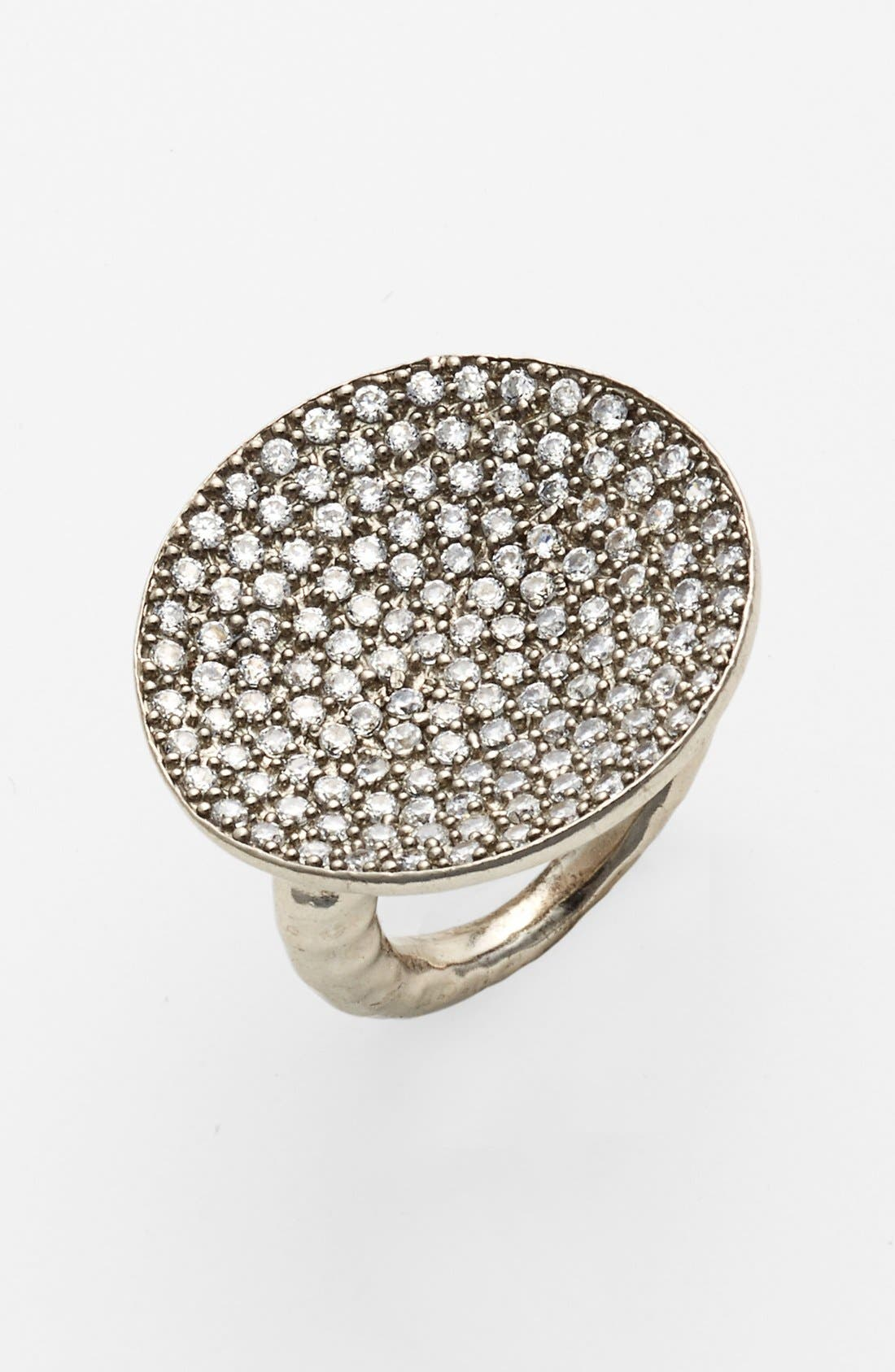 Alternate Image 1 Selected - Melinda Maria 'Nicole' Cocktail Ring (Online Only)