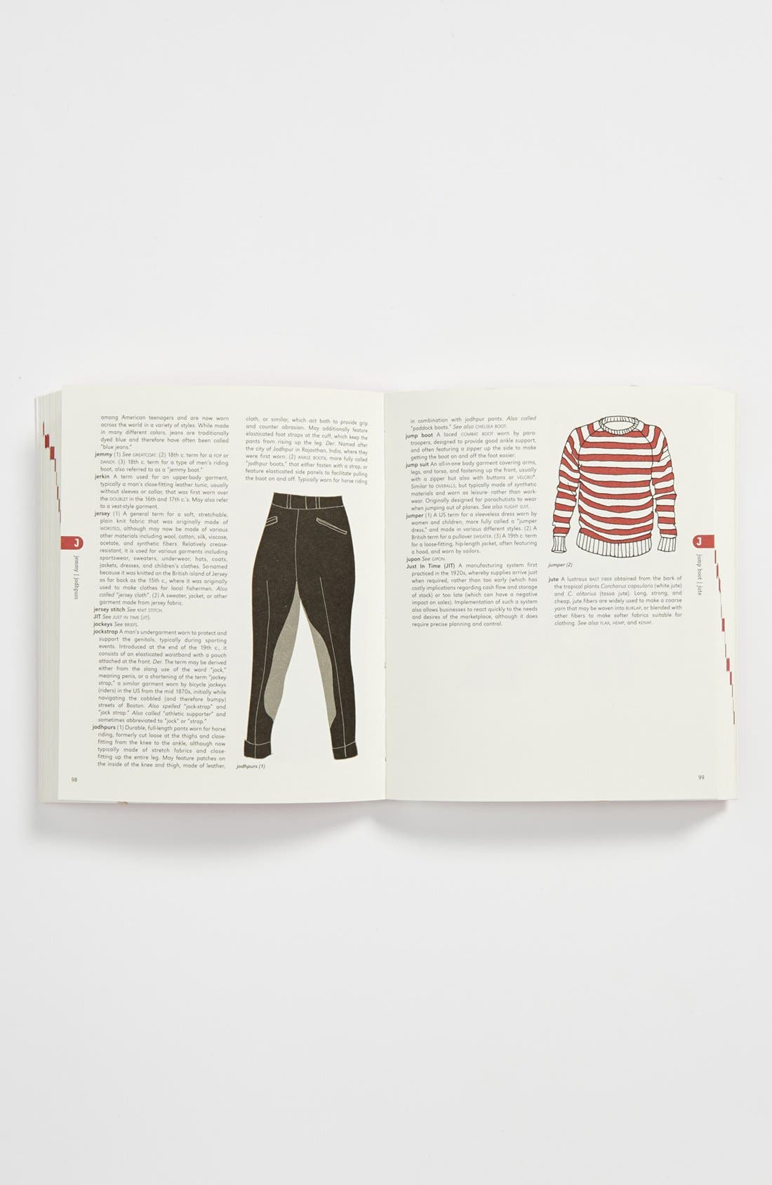 Alternate Image 2  - 'Fashion A - Z' Illustrated Dictionary