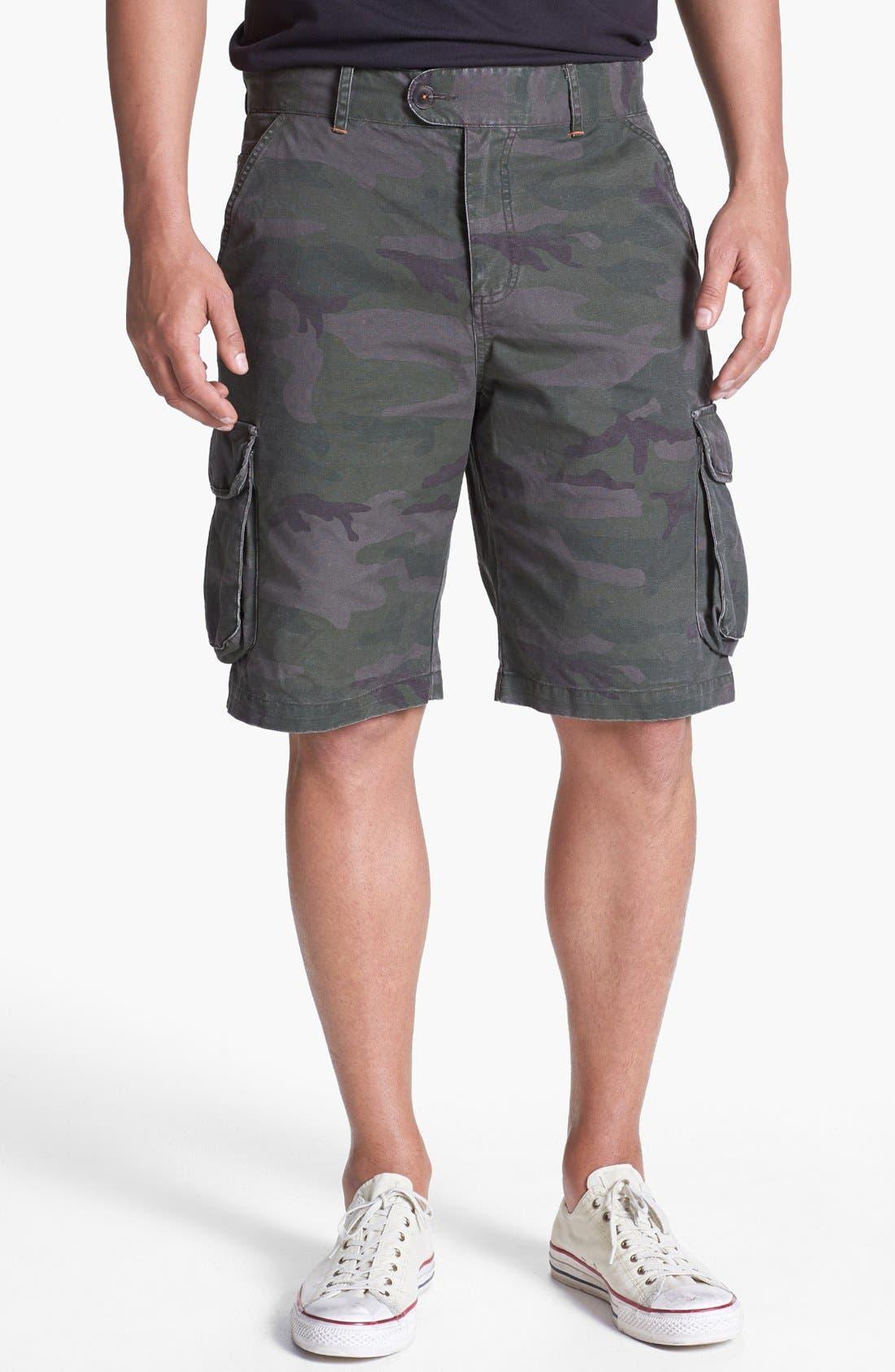 Main Image - W.R.K 'Vance' Cargo Shorts