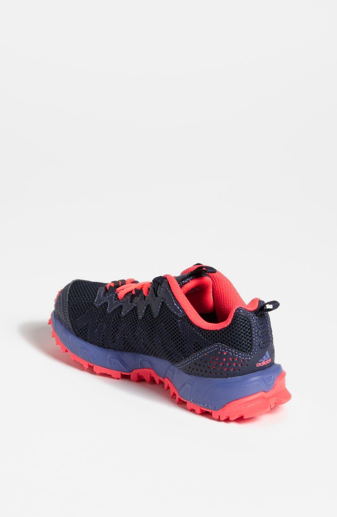 Alternate Image 2  - adidas 'Vigor Trail 2' Running Shoe (Toddler, Little Kid & Big Kid)