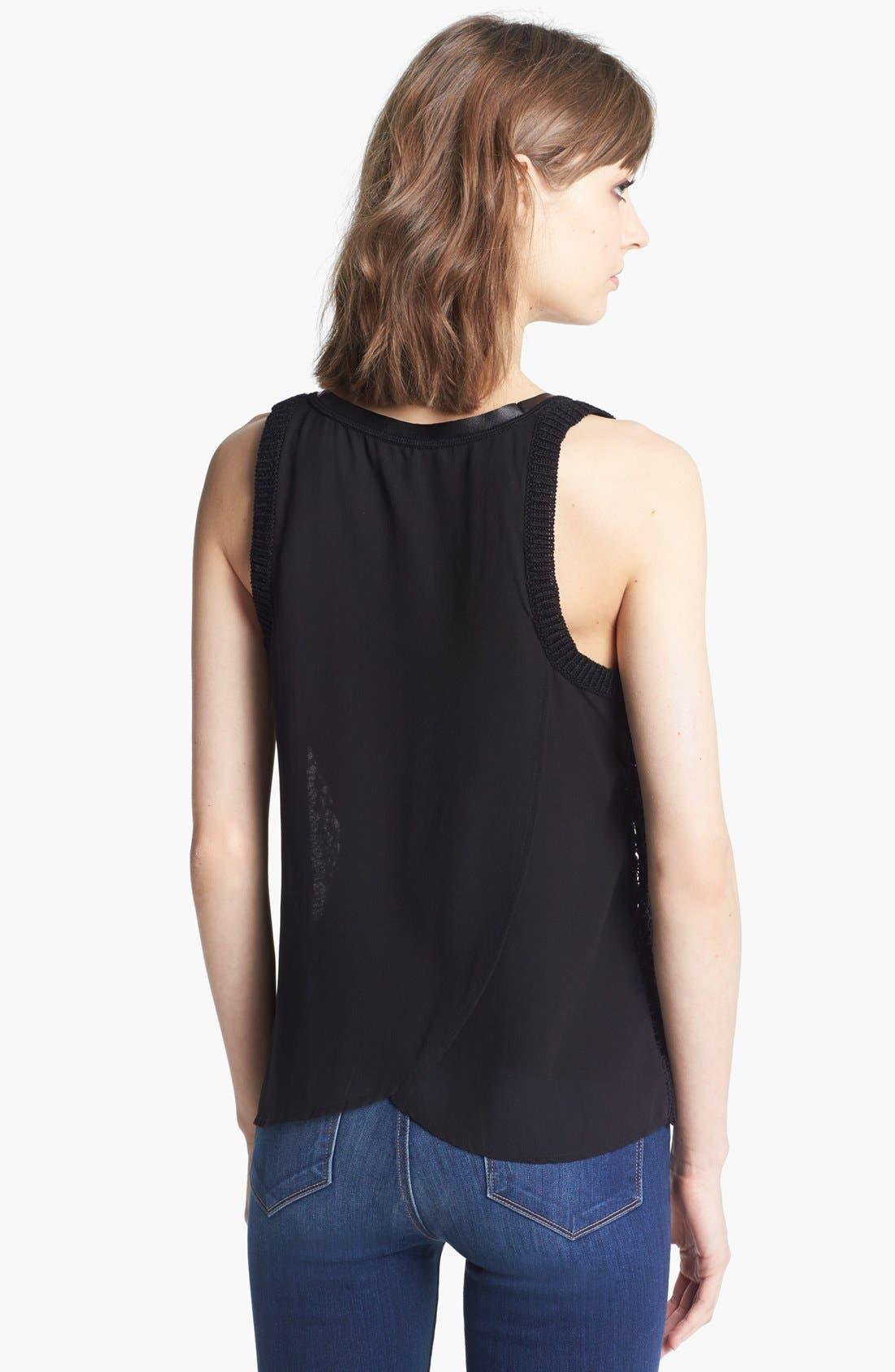 Alternate Image 2  - Trouvé Split Back Sweater Vest