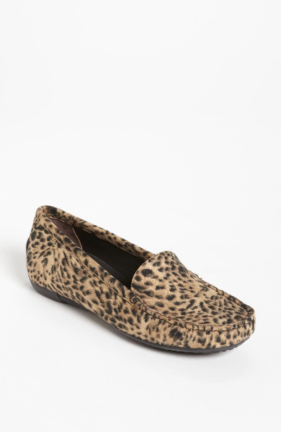 Alternate Image 1 Selected - Stuart Weitzman 'Mach1' Loafer (Online Only)
