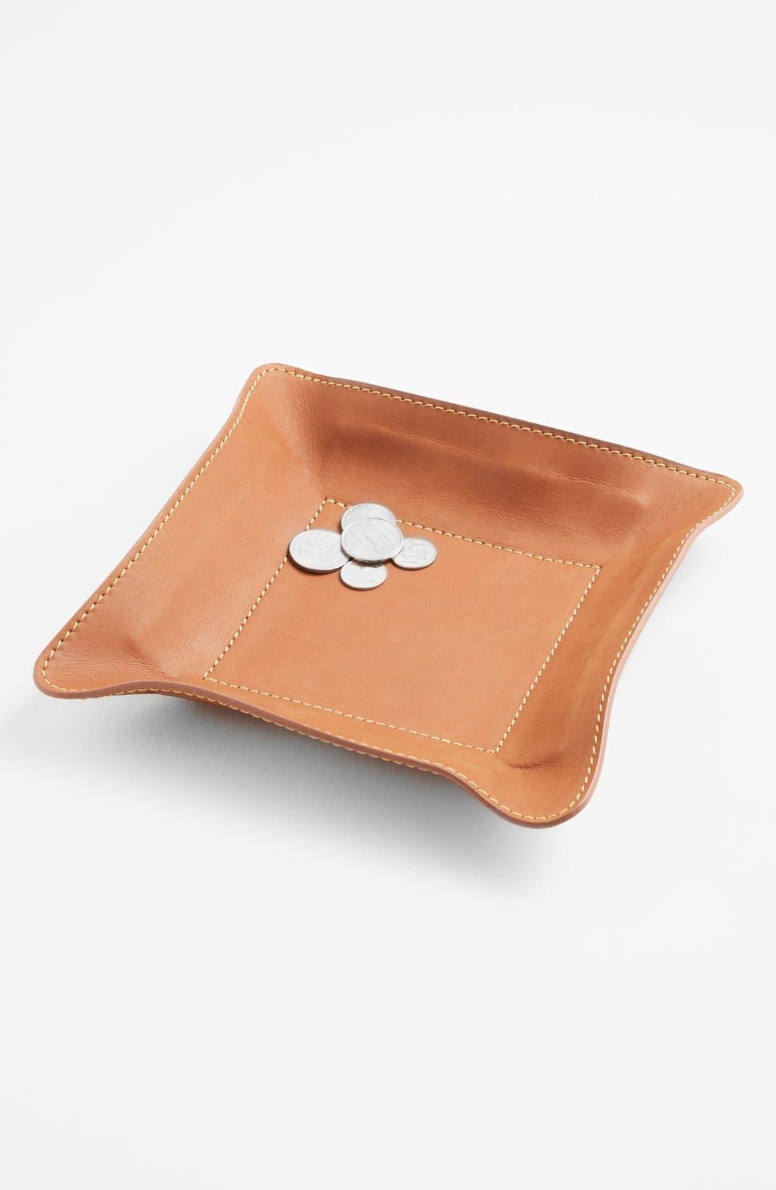 Main Image - Mulholland Leather Folding Tray