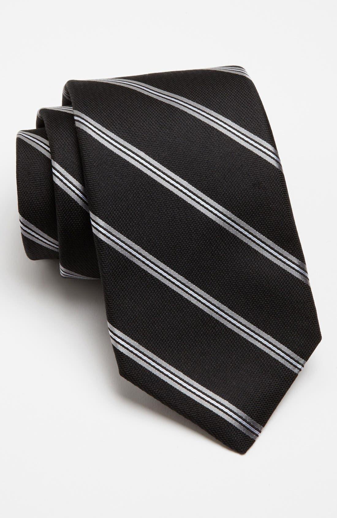 Alternate Image 1 Selected - Michael Kors Woven Silk Tie