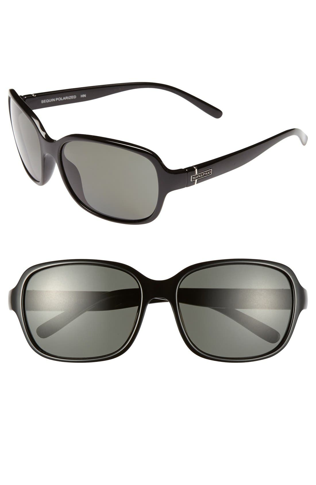 Alternate Image 1 Selected - Suncloud Retro Polarized Sunglasses