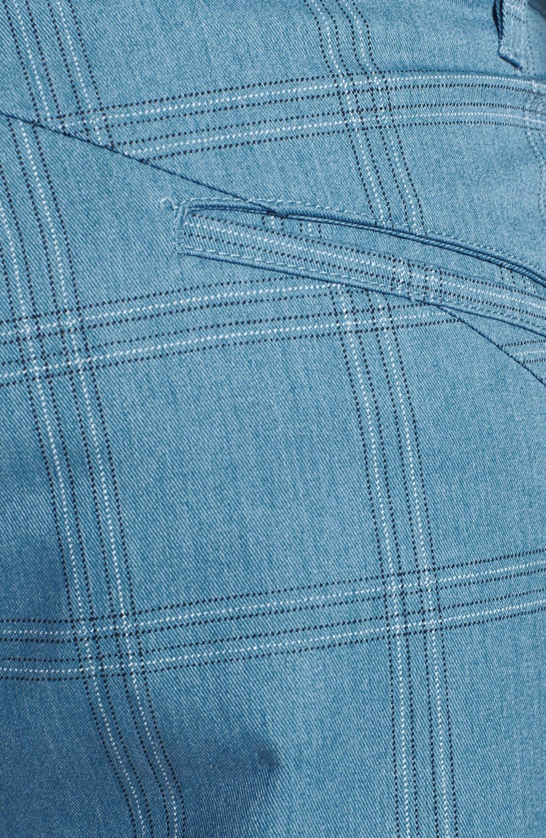 Alternate Image 3  - Volcom Modern Plaid Shorts