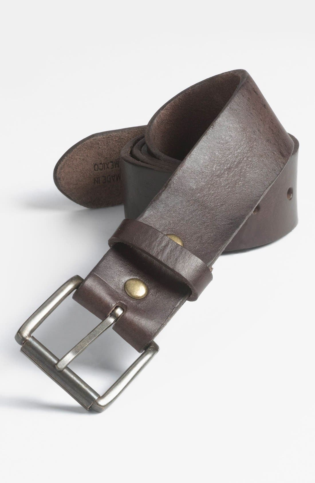 Alternate Image 1 Selected - Bill Adler 1981 'Thin Lizzy' Vintage Leather Belt